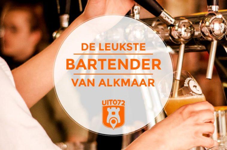 Leukste Bartender van Alkmaar