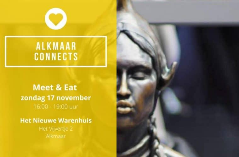 Alkmaar Connects Meet & Eat