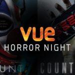 VUE horror night 2019