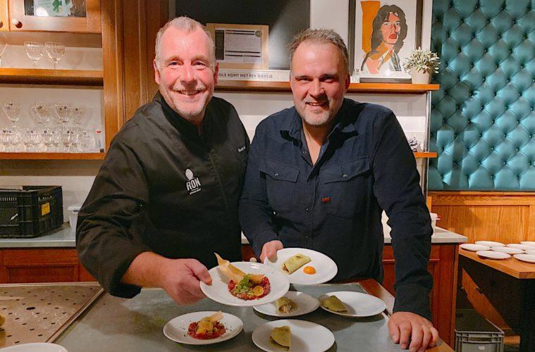 Ron Blaauw en Marco de Wildt