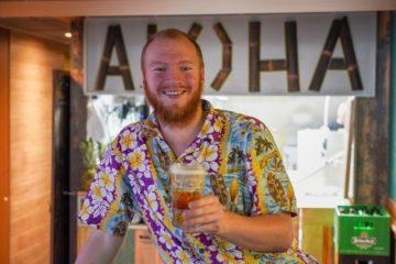 Jan - Aloha (leukste bartender van Alkmaar)