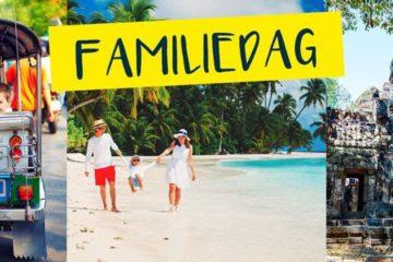 Zonvaart Reizen Familiedag