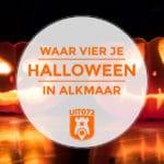 Halloween in Alkmaar: 7× griezelig leuke feestjes