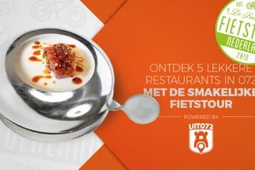 Culinaire Fietstour Alkmaar 2019