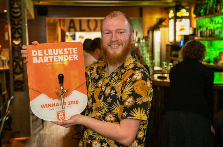 Jan Berkhout - Aloha - Leukste bartender