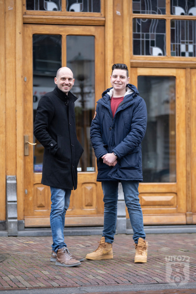Alex Karten en Nick Hijnen (De Twee Vrienden, Alkmaar)