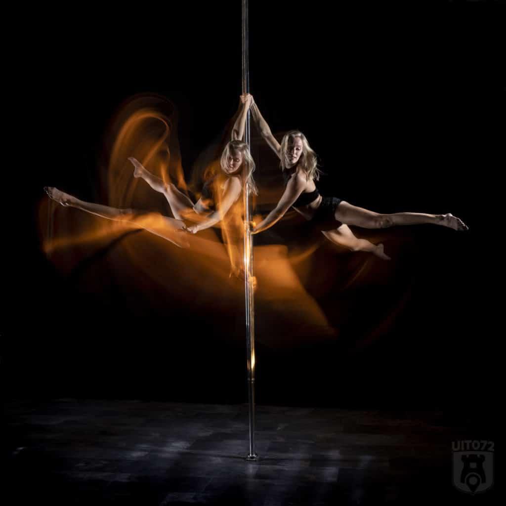 Sportportret Sport Moves - Paaldanseres