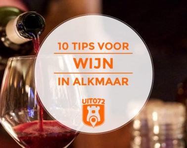 Uit072 Wijn in Alkmaar