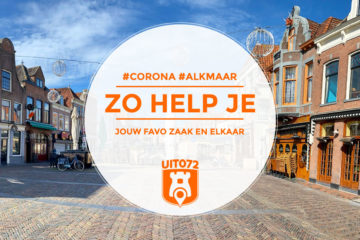 Corona Alkmaar: zo help je jouw favo zaak en elkaar