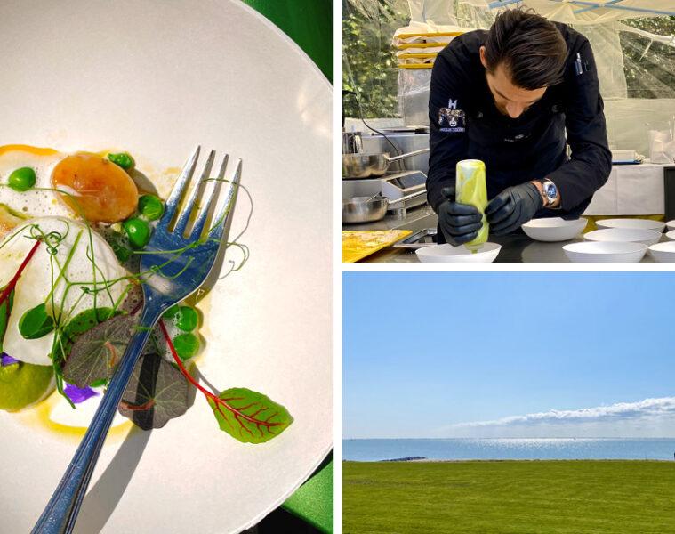 Culinaire Route Merlet - Header