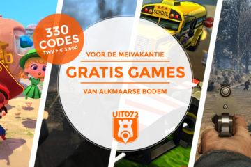 Gratis Games Alkmaar