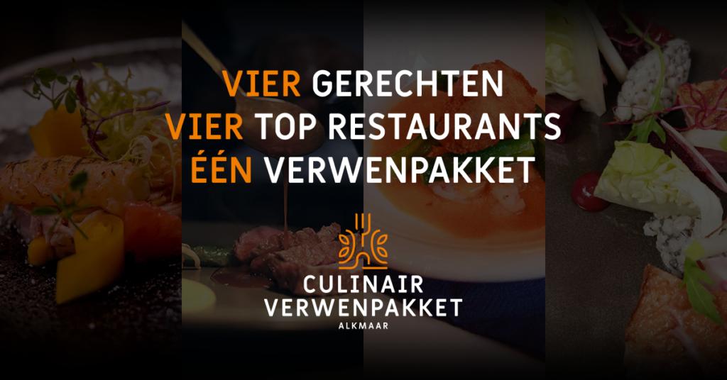 Culinair Verwenpakket Alkmaar