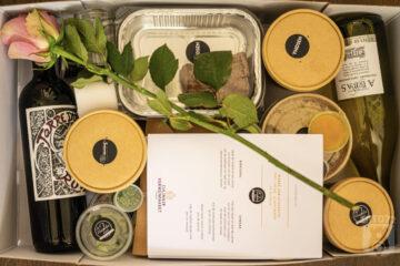 Culinair Verwenpakket: inhoud box