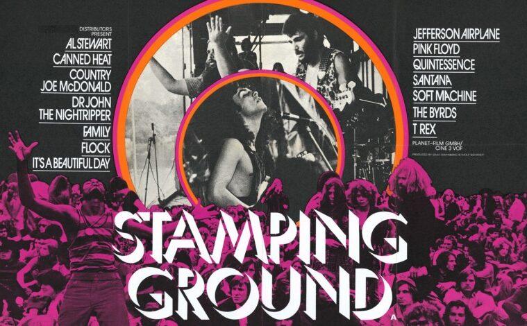 Muziekfilm Stamping Ground in Filmhuis Alkmaar