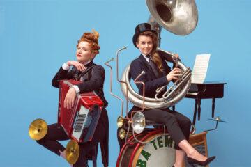 Maartje & Kine (Theater de Vest)