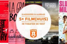 5× FILMHUIS ALKMAAR IN DE VEST