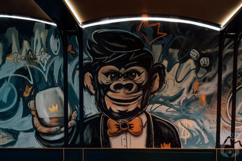 Mr Gold Cocktailbar