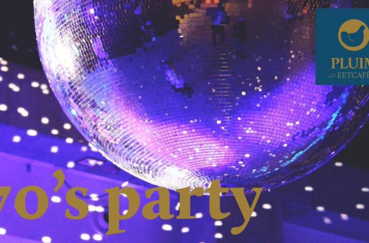 Pluim 70s 80s Party