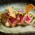 Alkmaars Kookboek: Sushirijst met tonijn en ponzudressing