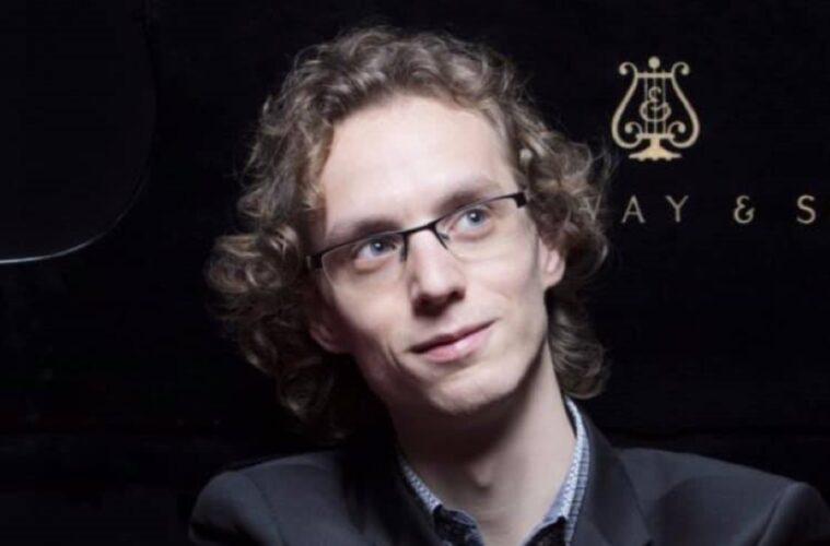 pianist Tobias Borsboom