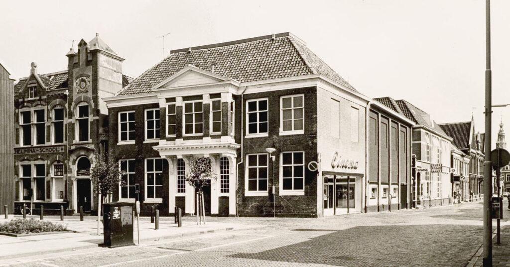 Bioscoop Cinema Alkmaar (1974)
