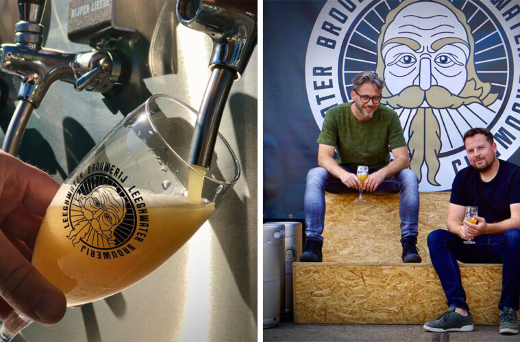 Brouwerij Leeghwater tap