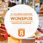 Review: WijnSpijs Wandeling Alkmaar 2020 (herfsteditie 🍂)