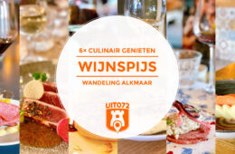WijnSpijs Wandeling Alkmaar 2020