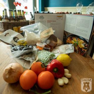 Paella pakket Granada