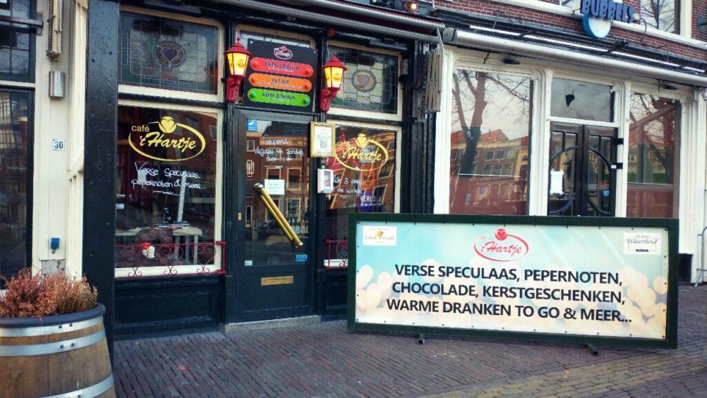 Cafe 't hartje Alkmaar