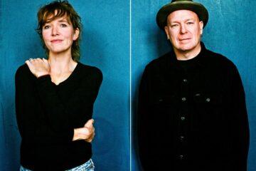 Marike Jager en Martijn Bosman