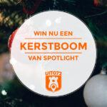 Win een kerstboom bij Spotlight!