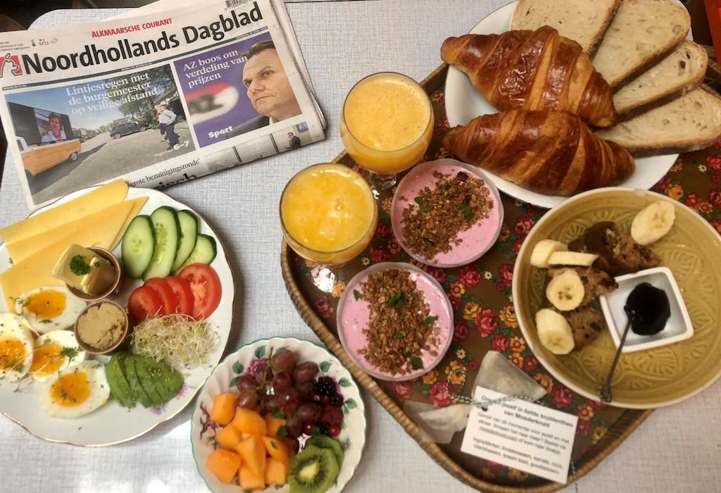 Soepp ontbijt Valentijnsdag 2021