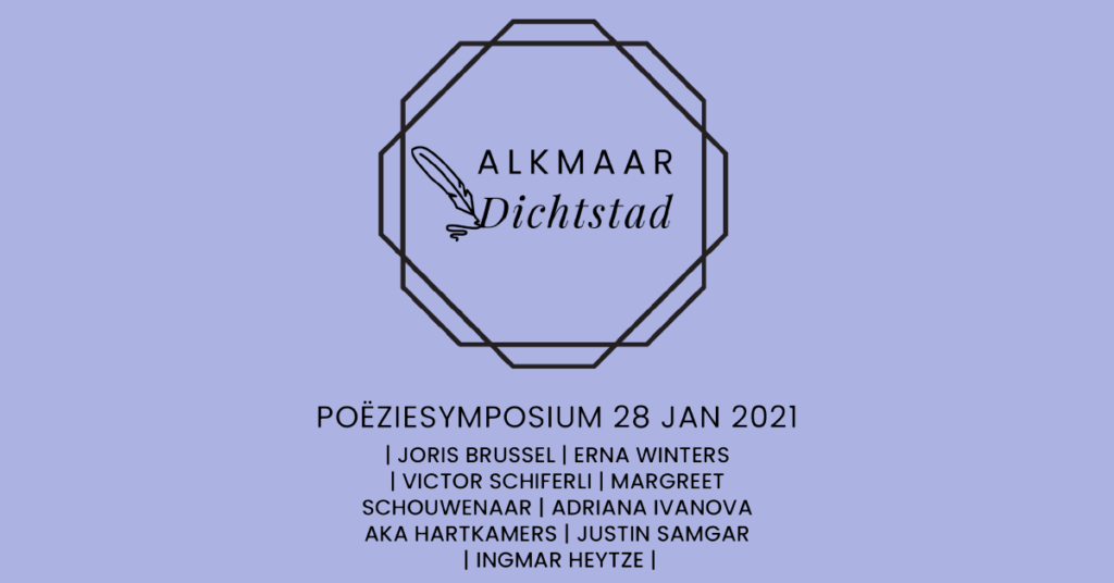 Alkmaar DichtstadPoëziesymposium