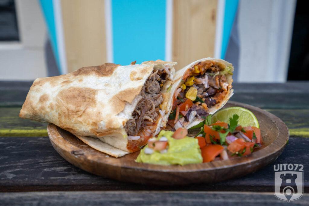 Burrito barbacoa