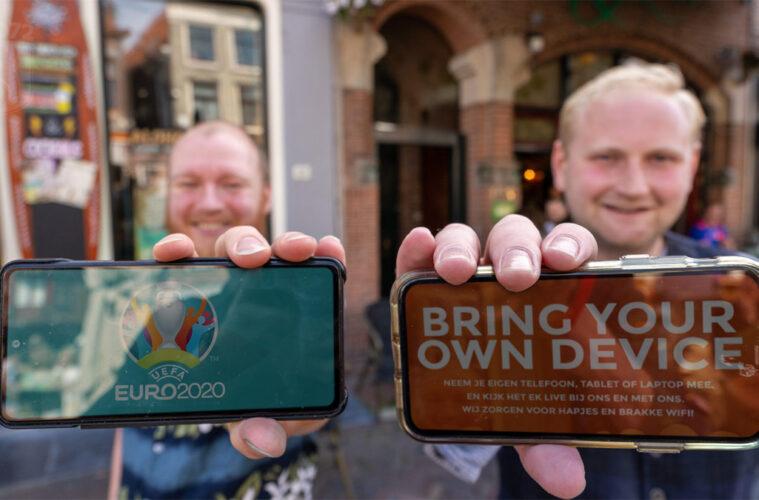 EK 2020 - BYOD Alkmaar