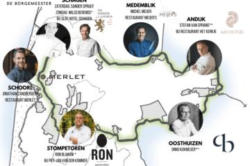 Culinaire Route van Merlet
