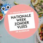 Een week zonder vlees in Alkmaar