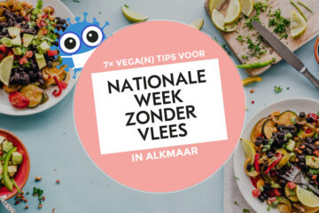 Week zonder vlees in Alkmaar