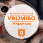 De leukste plekken voor een VrijMiBo in Alkmaar