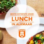 De beste plekken om te lunchen in Alkmaar