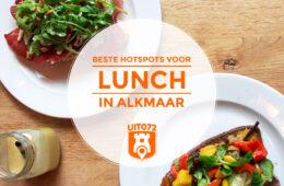 Beste hotspots voor lunch in Alkmaar