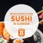 Sushidag: 15× Sushi in Alkmaar