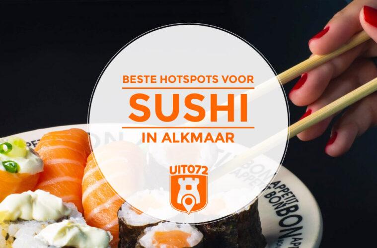 Sushi Hotspots Alkmaar