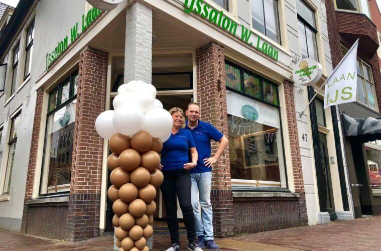 IJssalon Laan Alkmaar