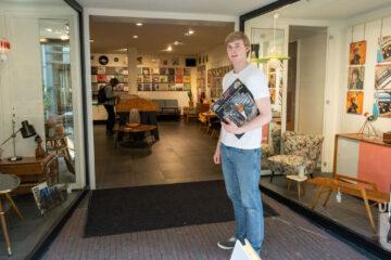 No.1 Hotwax Records Alkmaar