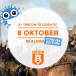 8× Tips om wél te doen op 8 oktober tijdens Alkmaar Ontzet
